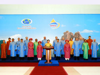 14th APEC Economic LeaderssMeeting Ends in Flying Colour